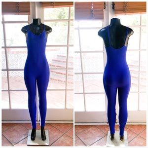 Other - Dodger Blue Bodysuit